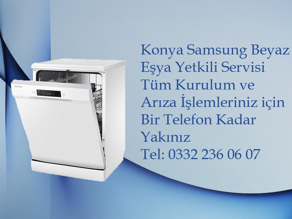 Konya Samsung Bulaşık Makinesi Kurulum ve Yetkili Servis Hizmeti