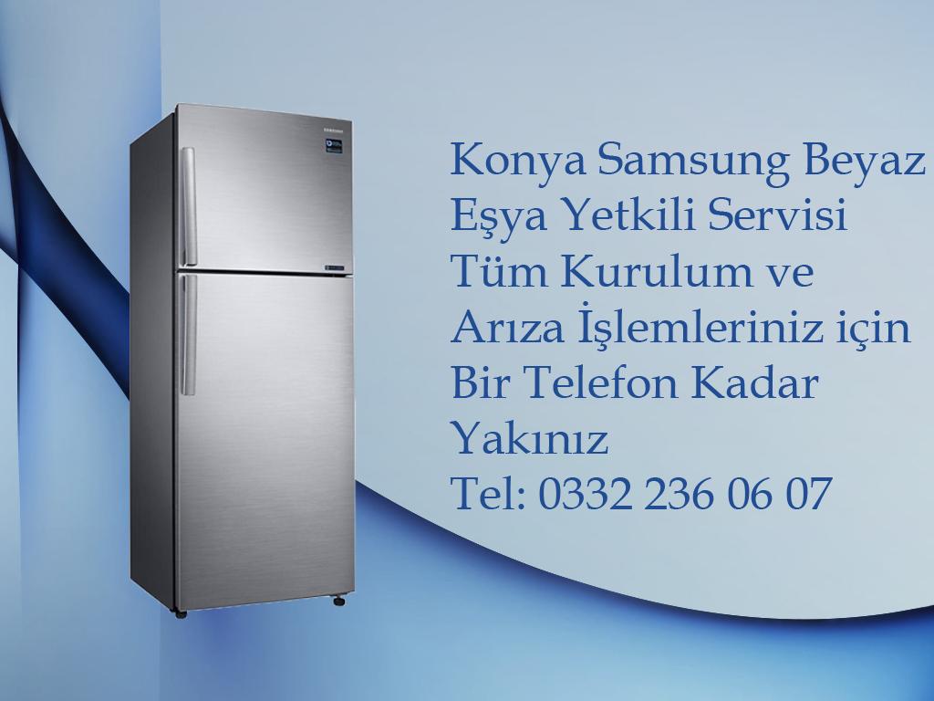 Konya Samsung Buzdolabı Kurulum ve Yetkili Servis Hizmeti